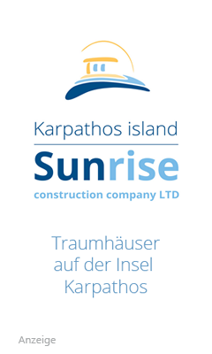 Karpathos Sunrise construction - Traumhäuser